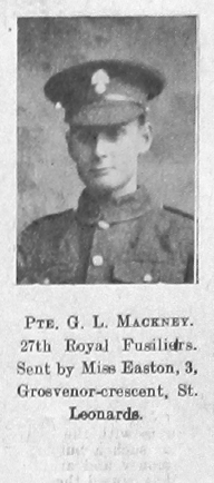 George L Mackney