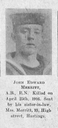 John Edward Mark Merritt