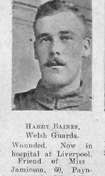 Harry Baines
