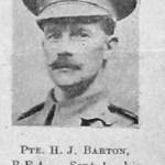 H J Barton