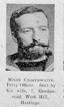 Miles Crosthwaite