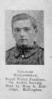 Hollinshead, Charles