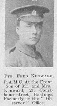 Fred Kenward
