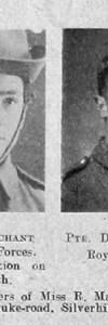 Marchant, Herbert Charles