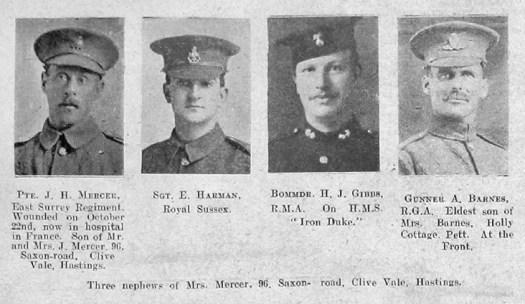 Mercer, Harman, Gibbs & Barnes