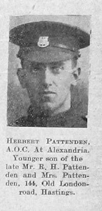 Herbert Pattenden