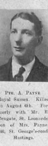 Payne, Arthur