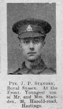 James Philip Standen