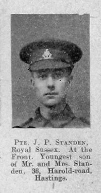 James Philip Standen