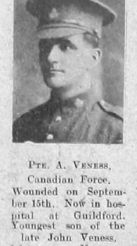 Albert Veness