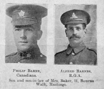 Baker & Barnes