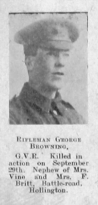 George Browning