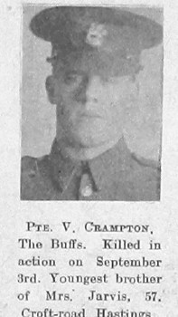 Percy Crampton