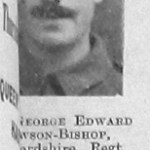 George Edward Dawson-Bishop