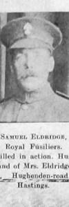 Eldridge, Samuel Footland