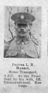 L B Harris