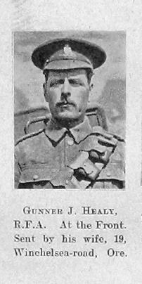 J Healy