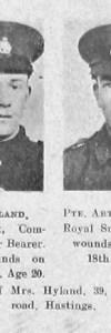 Hyland, Arthur