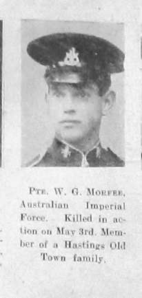 William George Morfee