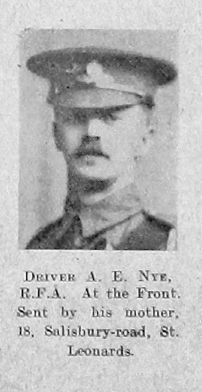 Albert E Nye