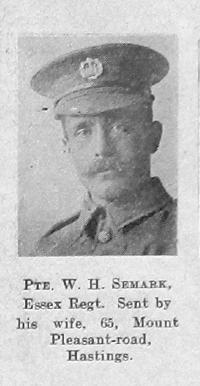 William H Semark