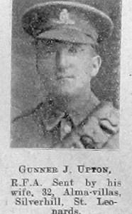 J Upton