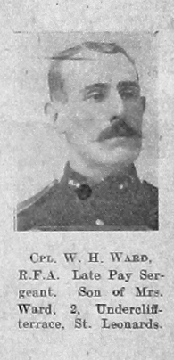 William Henry Ward