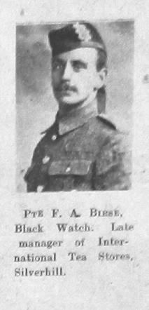 Frederick A Birse