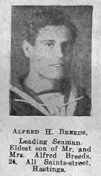 Alfred H Breeds