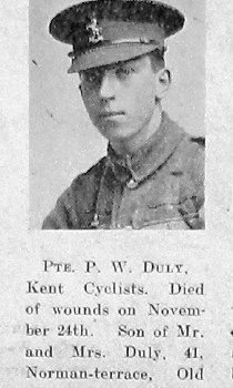 Percy William Duly
