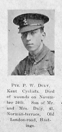 Percy William Duly