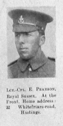 E Pearson