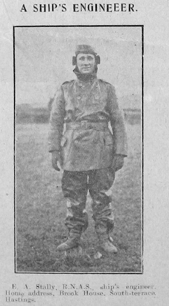 Ernest Arthur Stally