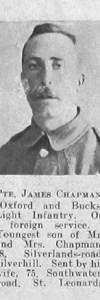 Chapman, James