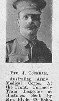 Joseph Cockram