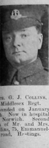 Collins, G J