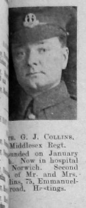 G J Collins