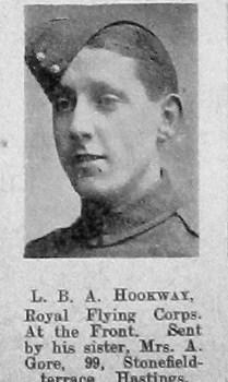 Louis Brian Alan Hookway