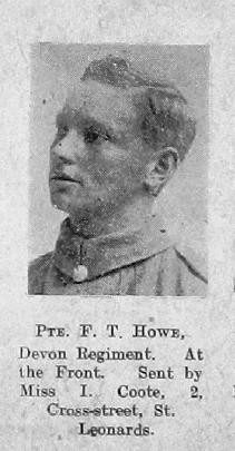 F T Howe