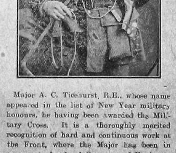 Arthur Cecil Ticehurst
