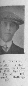 Tindall, John Llewellyn