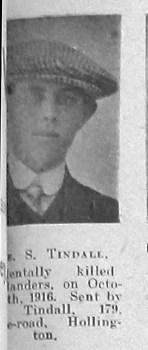 John Llewellyn Tindall