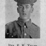 Frank H Yeats