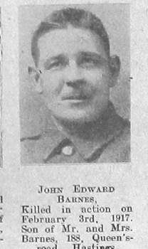 John Edward Barnes