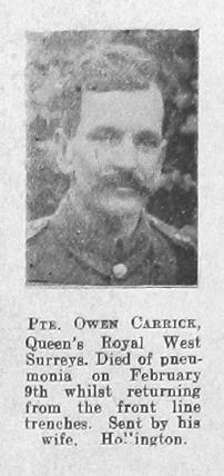 Owen Carrick