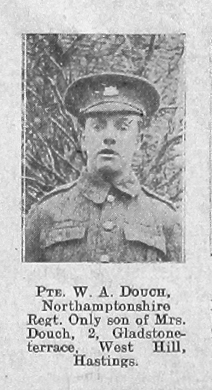 Douch, William Alfred