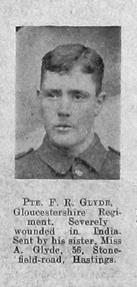 Glyde, Frank R