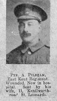 Arthur Pilbeam