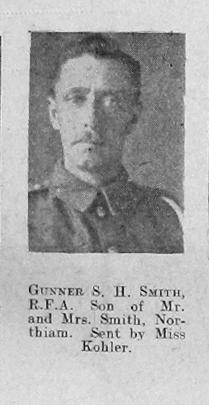 S H Smith