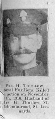 Herbert Thurlow